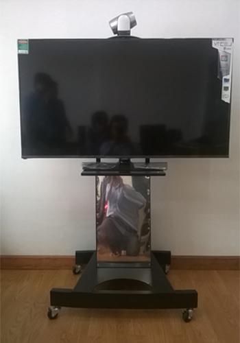 Kệ đặt thiết bị hội nghị truyền hình và tivi mẫu 01