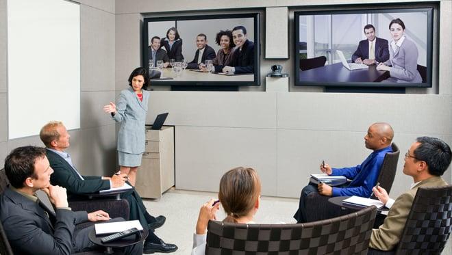 Giải pháp hội nghị truyền hình 03 điểm mang lại nhiều lợi ích