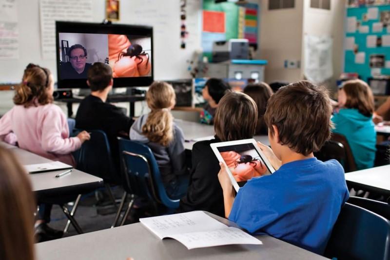 Phòng dạy học trực tuyến H1