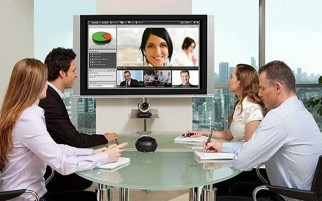 Lợi ích mà giải pháp hội nghị truyền hình mang lại