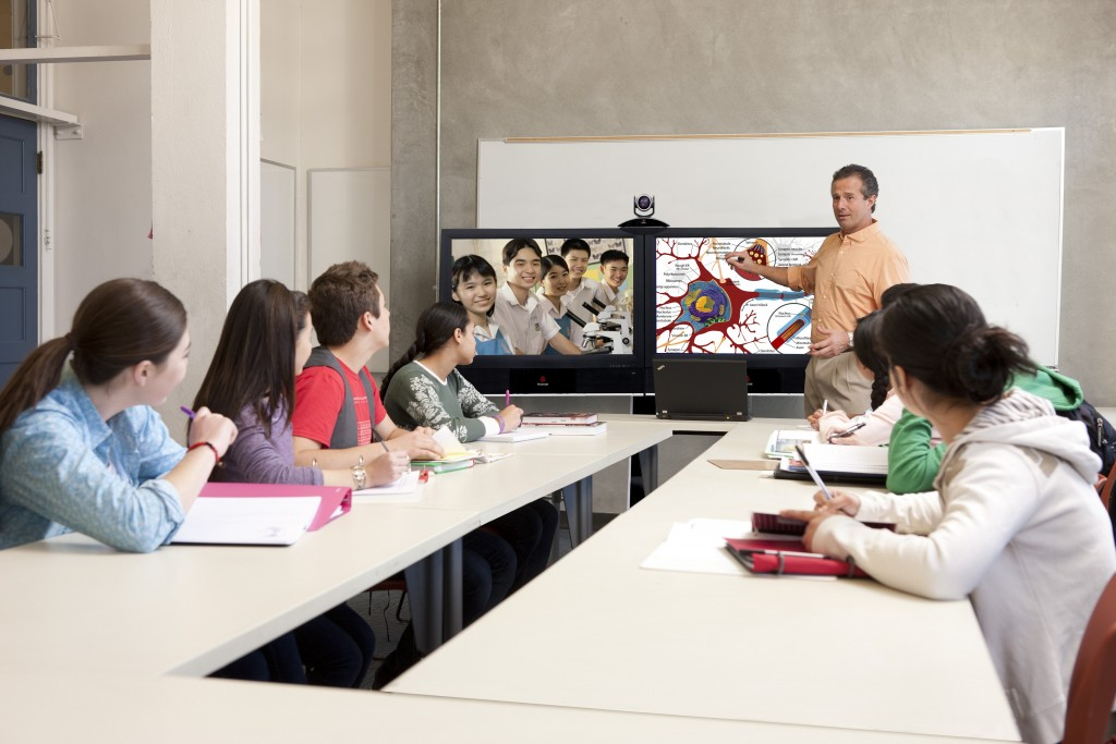 Hội nghị truyền hình (Video Conferencing)