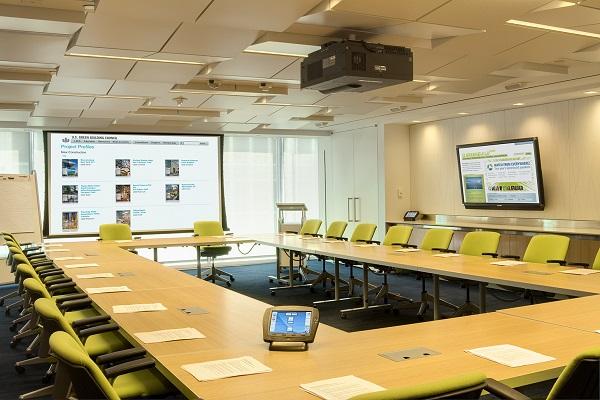 Phòng họp hội nghị truyền hình lý tưởng